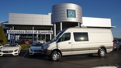 2016 Mercedes-Benz Sprinter Sprinter 2500 Crew Van 170 in. WB 4WD High Roof 2016 Sprinter 2500 Crew Van 170 in. WB 4WD High Roof V6