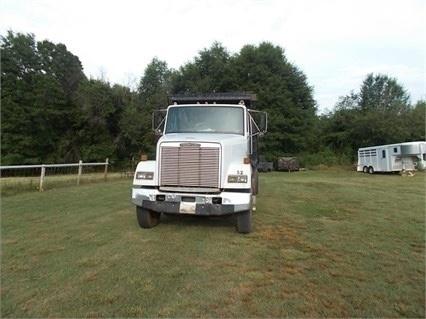1989 Freightliner Caterpillar Engine, 9 Speed  Dump Truck