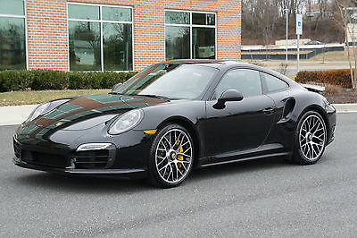 2016 Porsche 911 Turbo S AWD - FREE VEHICLE SHIPPING!* 2016 Porsche 911 Turbo S - Burmester Stereo - Premium Package - Extended Leather