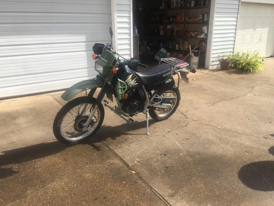 2003 Kawasaki KLR 250
