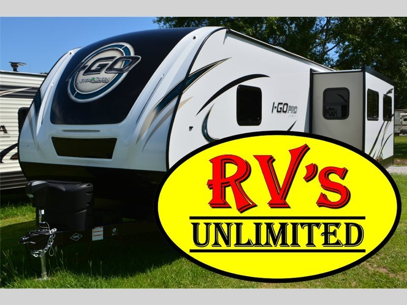 2017 Evergreen Rv i-Go G293RK