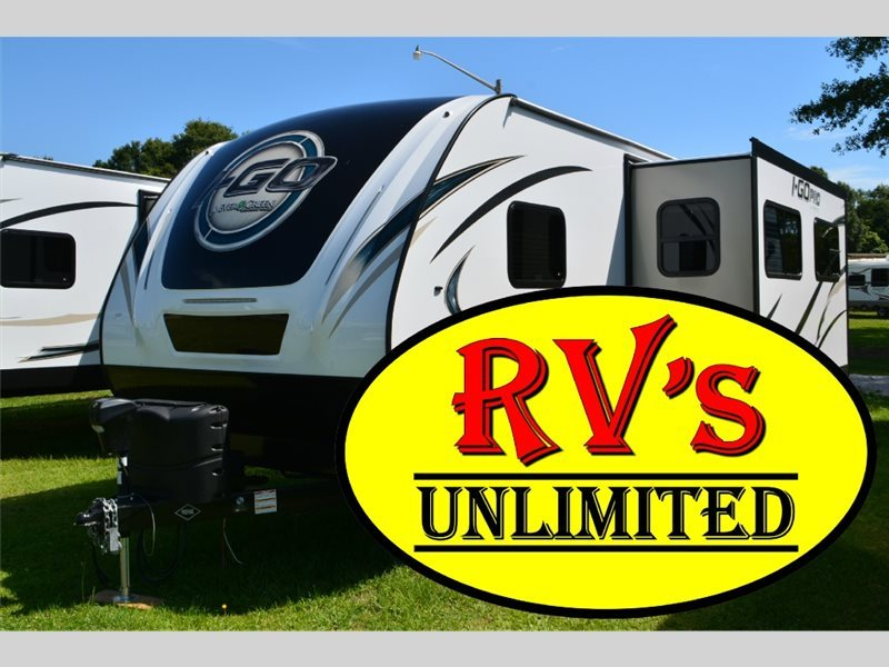 2016 Evergreen Rv I-Go Pro GP27RBDS