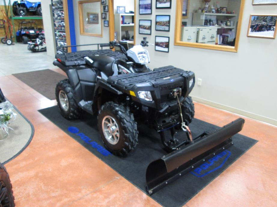 2007 Polaris SPORTSMAN 500 WITH SNOW PLOW