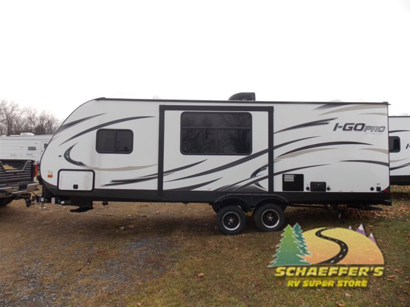 2017 Evergreen Rv i-Go G240DBD