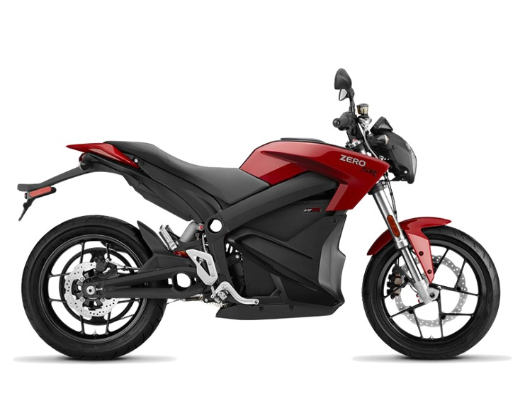 2015 Zero SR Electric Motorcycle