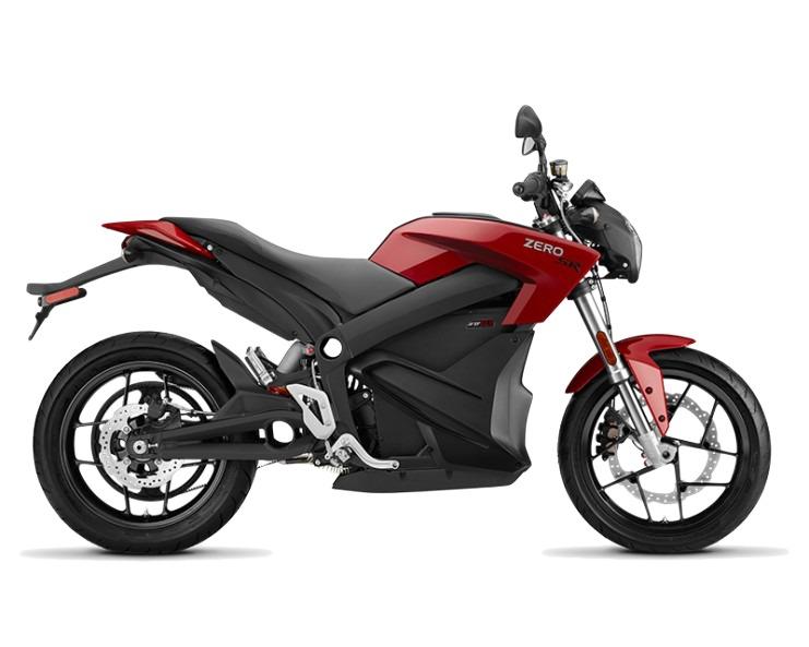 2015 Zero SR Electric Motorcycle