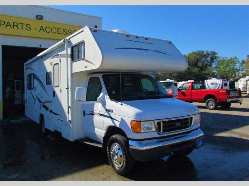 2007 Winnebago Access 26A