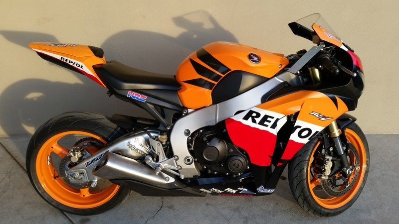 1000 Cc Repsol Motorcycles For Sale