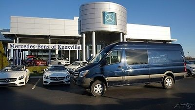 2016 Mercedes-Benz Sprinter Sprinter 2500 Crew Van 170 in. WB 4WD High Roof 2016 Sprinter 2500 Crew Van 170 in. 4WD High Roof Brand New V6 4x4