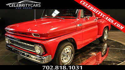 1965 Chevrolet C-10 Stepside Truck 1965 Chevrolet C10 Stepside Pickup Truck Low Miles Las Vegas