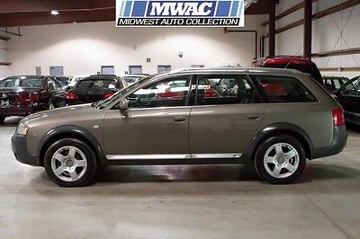 2001 Audi Allroad Base Wagon 4-Door AWD~TURBO~RECENT SERVICE~CLEAN~WOW~WAGON~