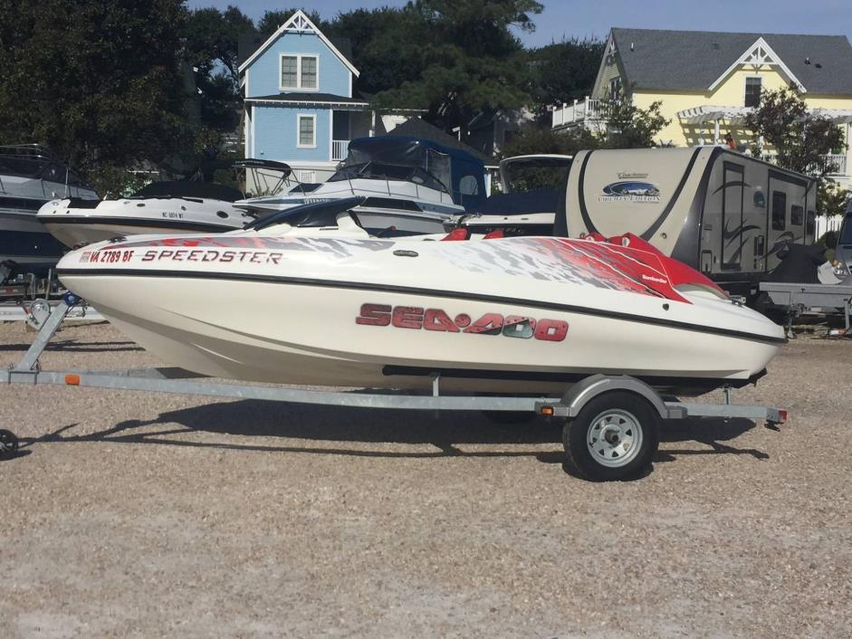 1998 Sea-Doo Speedster
