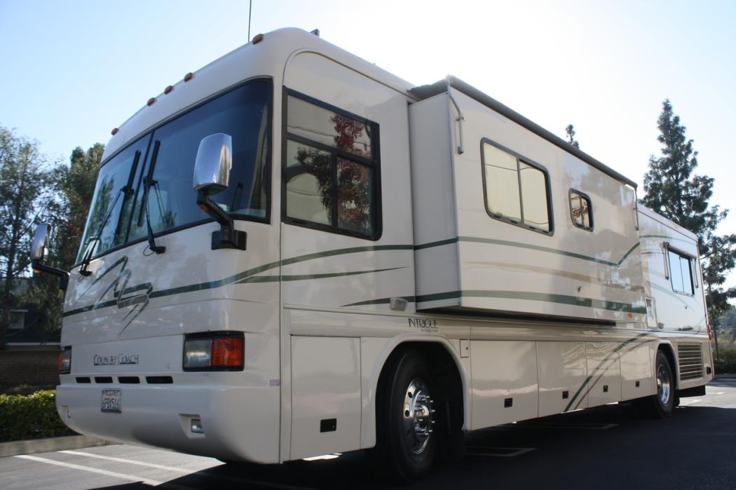 country coach intrigue 36 rvs for sale american ironhorse wiring schematic 2001 country coach intrigue 36'