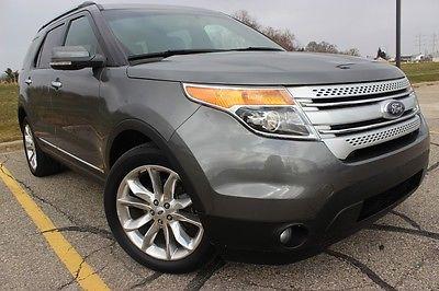 2013 ford explorer sport utility limited cars for sale. Black Bedroom Furniture Sets. Home Design Ideas