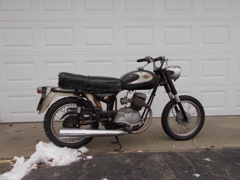Ducati 125 Bronco Motorcycles for sale