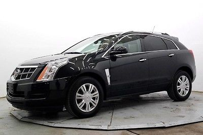 2012 Cadillac SRX AWD Luxury AWD 3.6L Nav R Camera Htd Seats Bluetooth Pwr Sunroof Bose 23K Must See Save