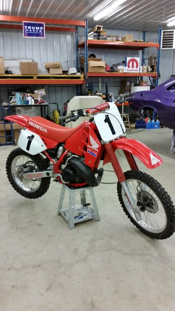 1988 Honda Cr250 Motorcycles for sale
