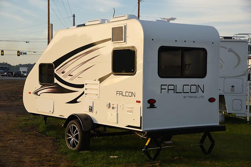 2017 Travel Lite Falcon F20