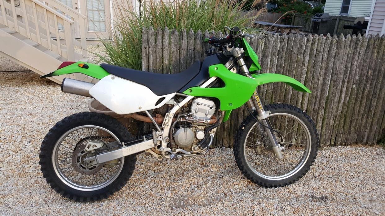 2005 Kawasaki KLX 300R