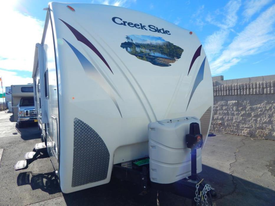 2015 Outdoors Rv Creek Side 27BHS