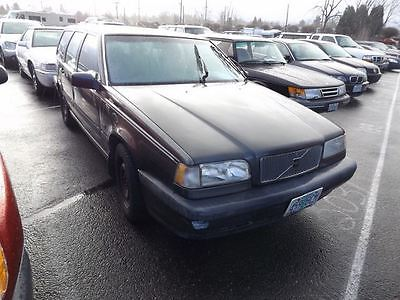 1995 Volvo 850  Voilvo 850 ( 1996 ) GLT Wagon with 7 seats. Great buy. 250k , runs excellent!