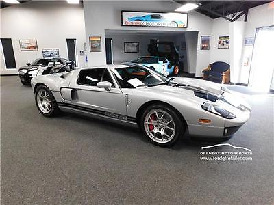 2005 Ford Ford GT -- 2005 Ford GT Only 3700 Miles, Least Produced Color of the Ford GT!!