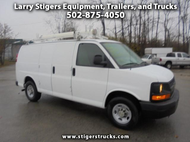 2009 Chevrolet Express 2500 Cargo Cargo Van