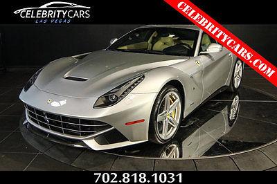 2015 Ferrari F12berlinetta 2dr Coupe 2015 Ferrari F12 Berlinetta ONLY 238 MILES !! Las Vegas CLEAN