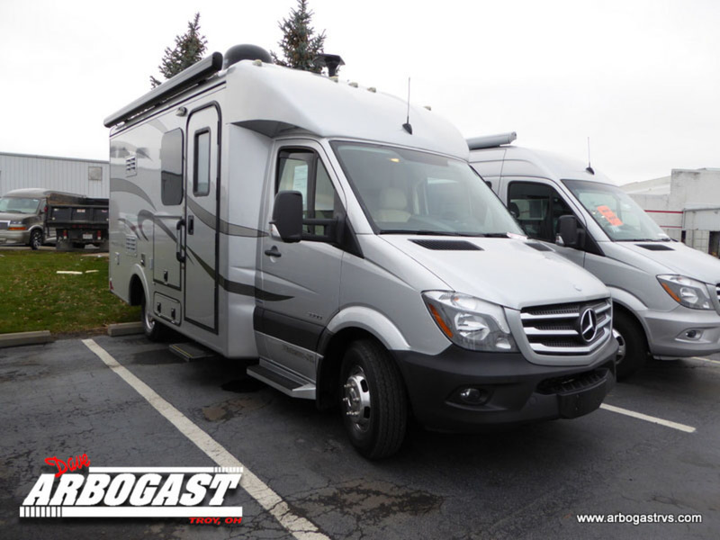 2015 Pleasure Way Plateau XL Base