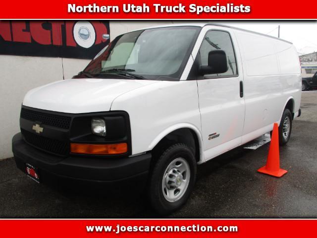 2006 Chevrolet Express 2500 Cargo Cargo Van