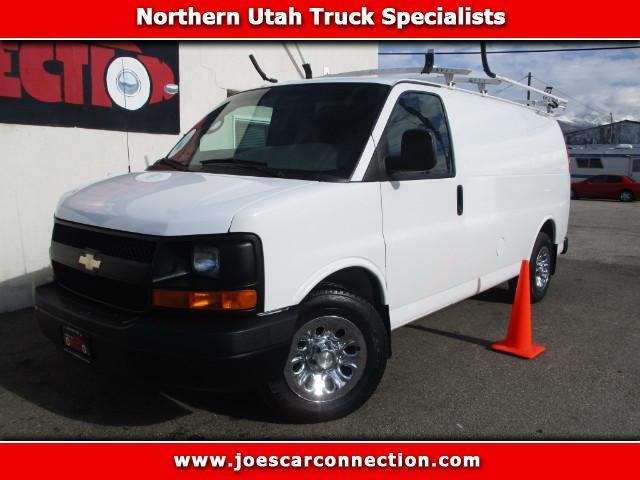2009 Chevrolet Express 1500 Cargo  Cargo Van