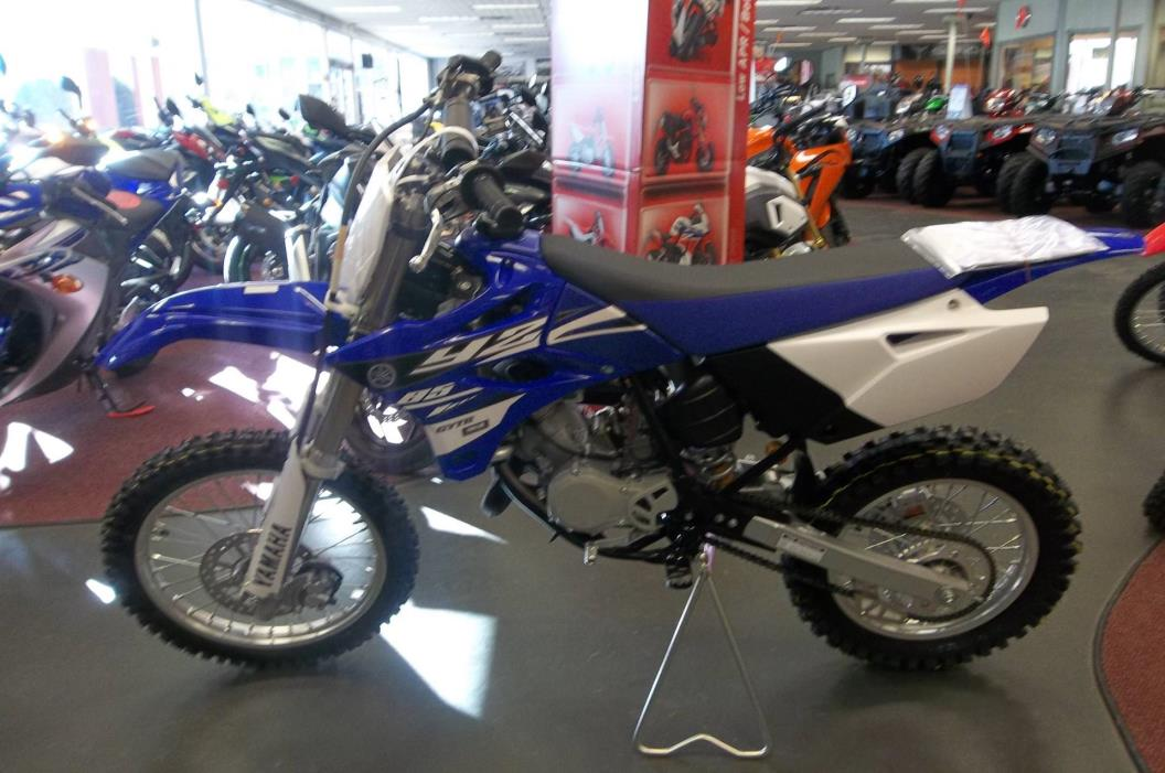 Yamaha Motor Corp Usa Yz85 Motorcycles For Sale