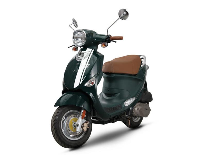 2014 Genuine Scooter Co Buddy 170i