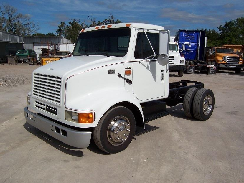 1999 International 4700lpx Cab Chassis