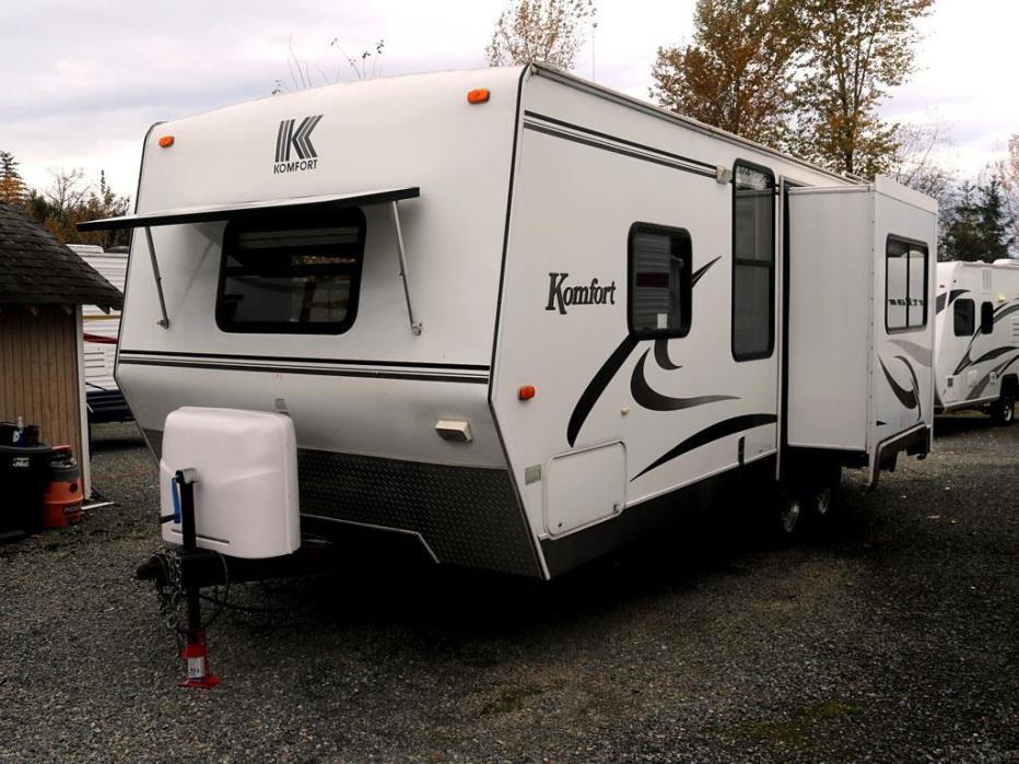 2005 Komfort Fiberglass Series 232TSG