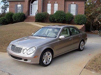 2003 Mercedes-Benz E-Class E500 5.0 Liter V8 Alabama's Original Online Dealer FULL SERVICE AND READY TO GO