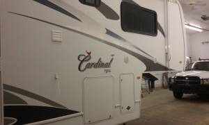 2008 Forest River Rv Cardinal 39RL