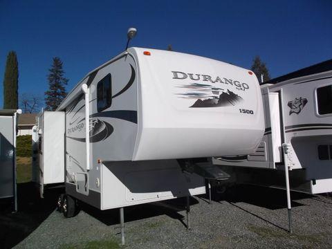 2012 K-Z Manufacturing Durango 245RLT