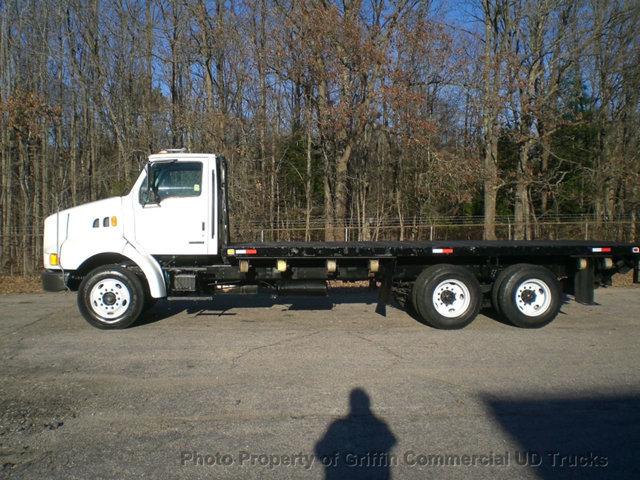 2000 Sterling Tandem Flatbed Flatbed Just 34k Miles Flatbed Truck