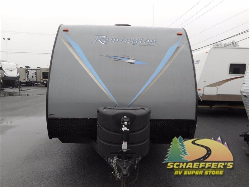 2014 Sunnybrook Remington 2450BHS Ultra Lite