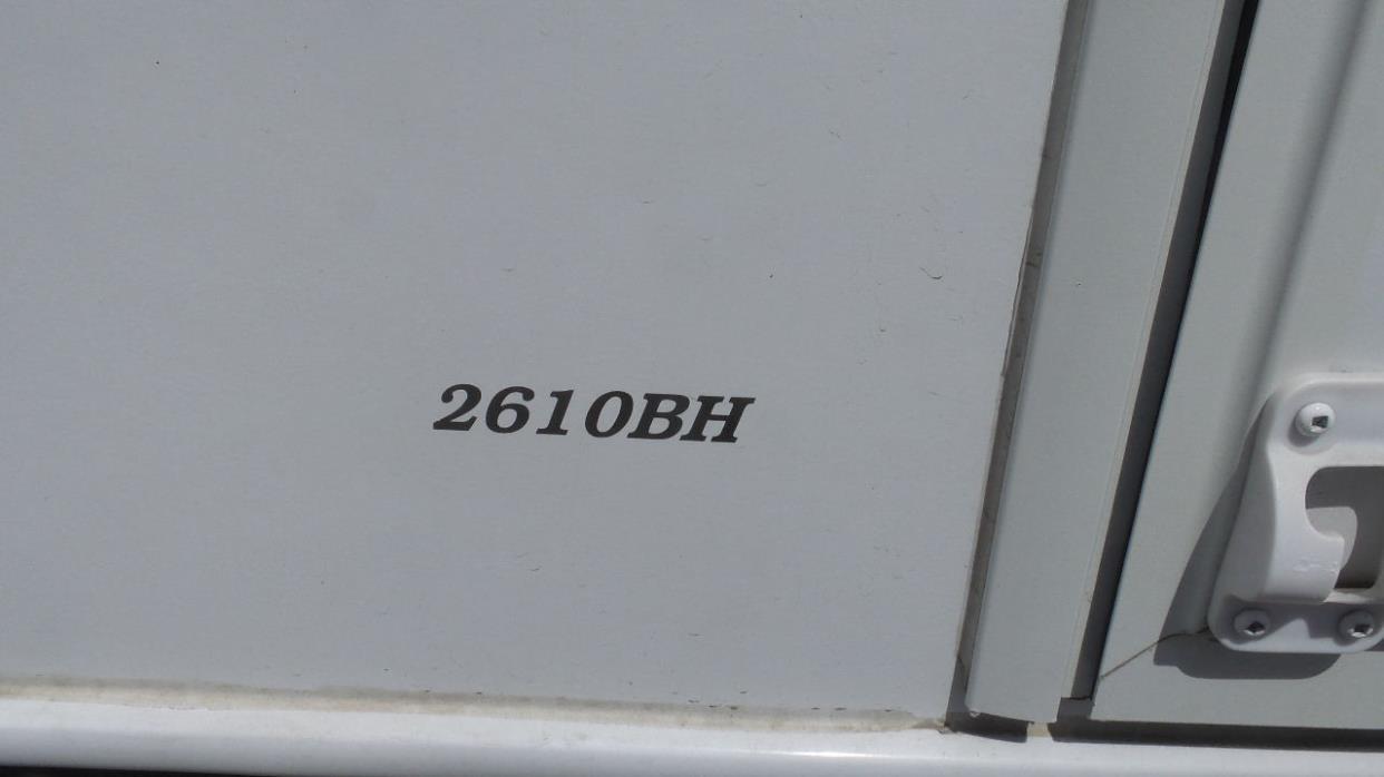2013 Komfort trailblaxer 2610BH, 2