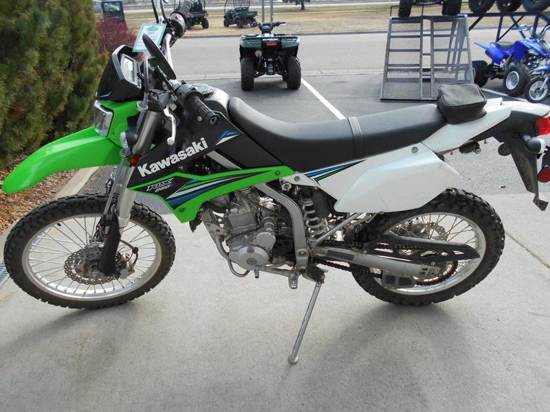 kawasaki klx 250s motorcycles for sale in colorado. Black Bedroom Furniture Sets. Home Design Ideas