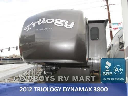 2012 Dynamax Corp TRILOGY 3800 D3