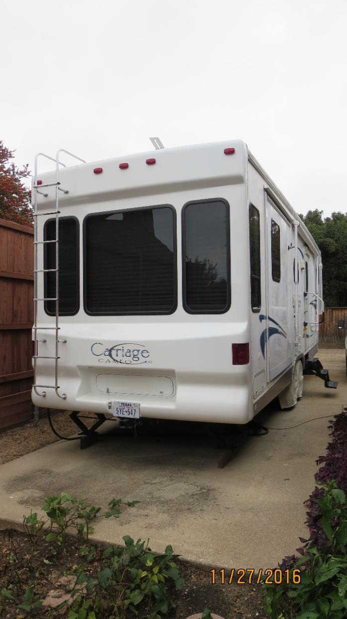 2002 Carriage CAMEO 34CK3