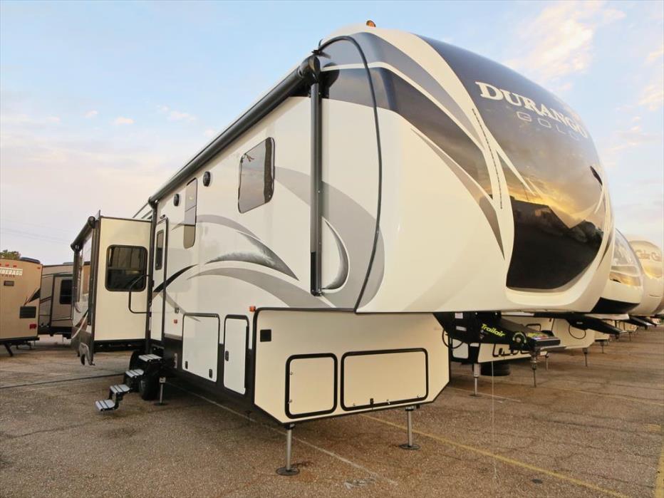 2017 K-Z Durango Gold 353RKT