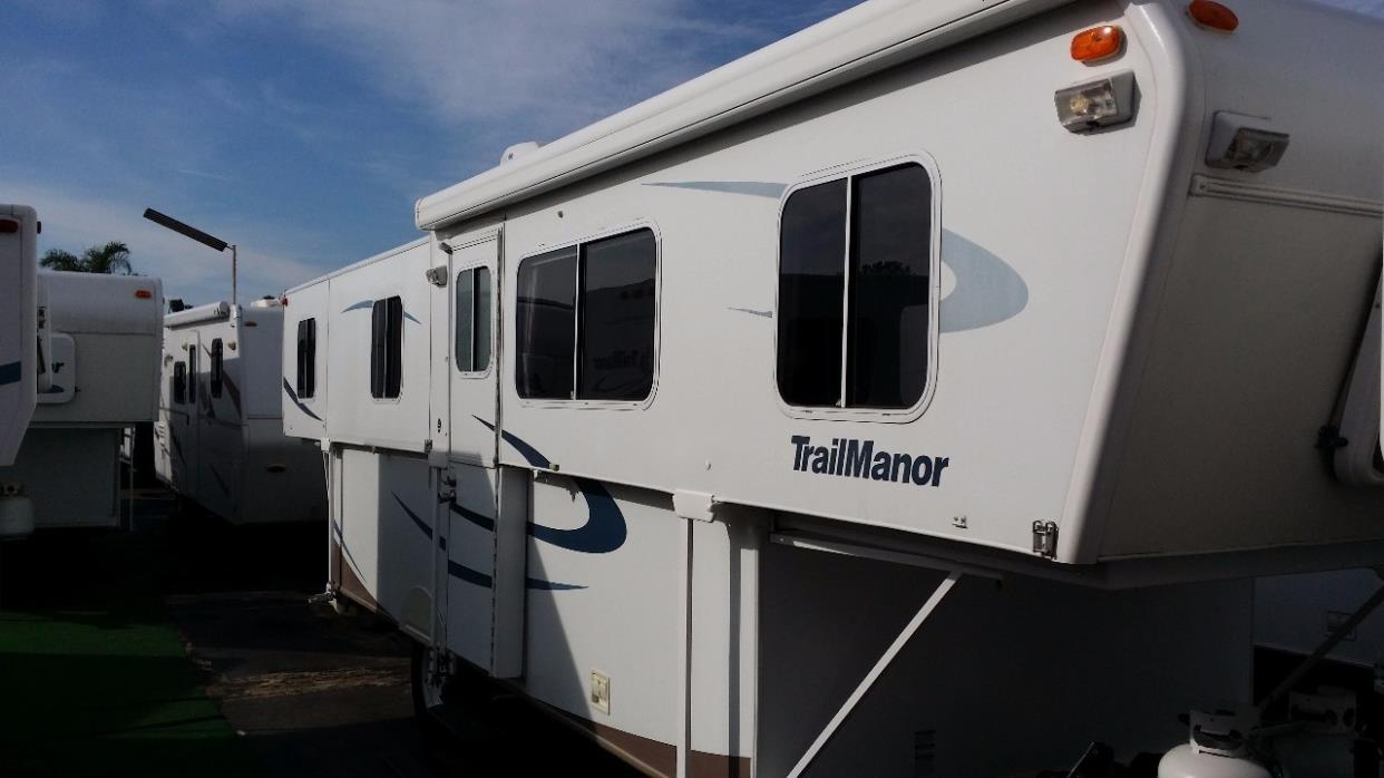 2009 Trailmanor 3023