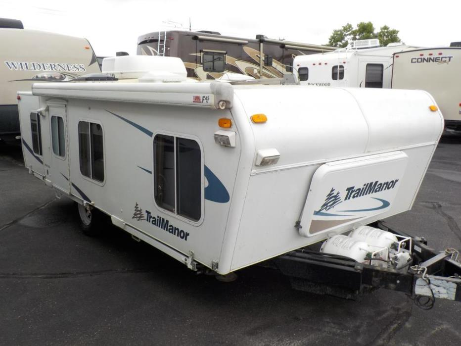 2009 Trailmanor Trail Manor 2720SL