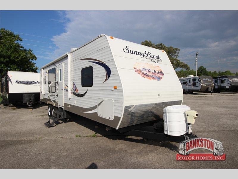 2012 Sunnybrook Sunset Creek 297 SL Sport