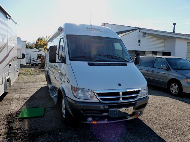 2007 Leisure Travel Vans FreeSpirit 210B