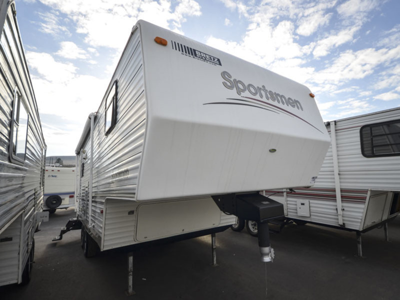 Kz Sportsmen 24 Rvs For Sale